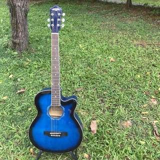 "🚚 LAST TWO! Brand New 39"" Acoustic Guitar"