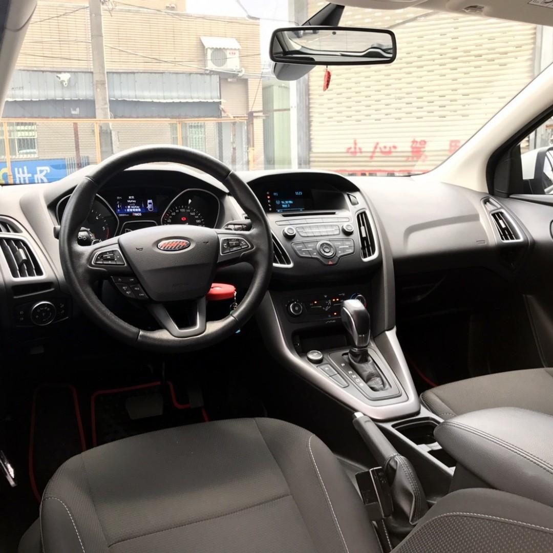 福特 2016 FOCUS TDCI 2.0 渦輪 可全貸 免頭款