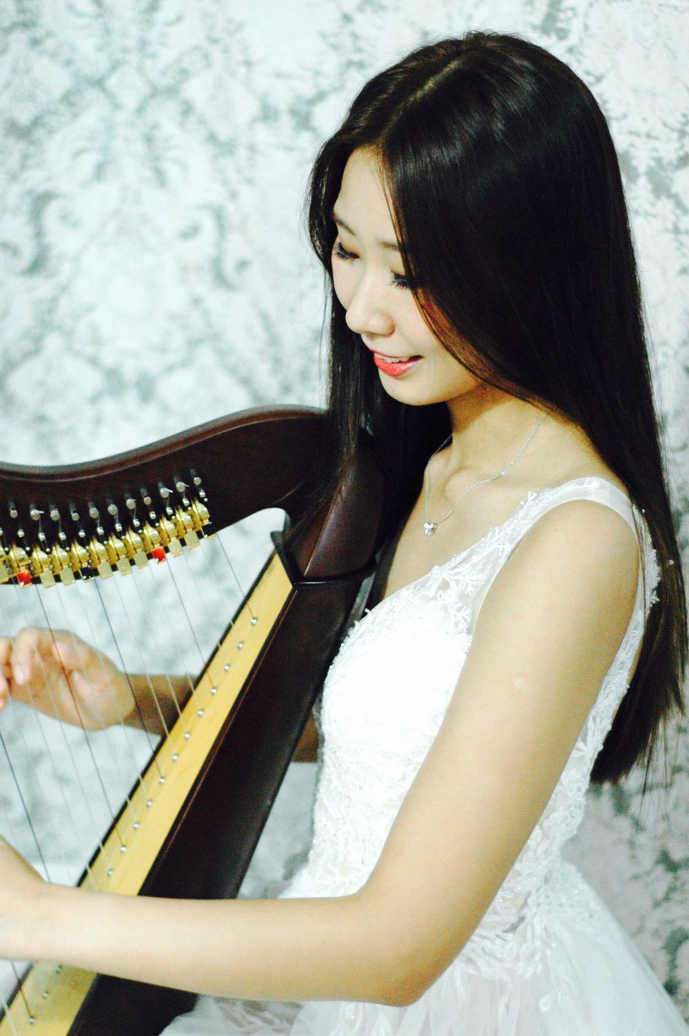中學音樂科老師-鋼琴/豎琴/樂理。 豎琴演奏級,八級鋼琴及樂理。音樂教育碩士