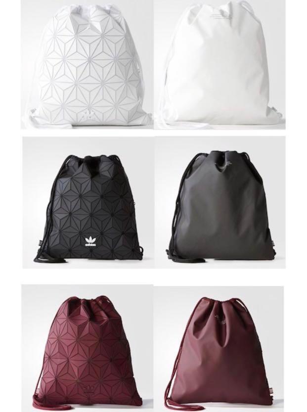 adidas 3d mesh bag wine red