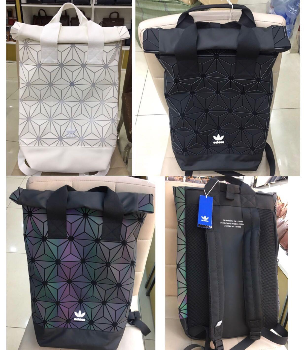 new arrival the sale of shoes save off Adidas 3D Roll Top Backpack -Issey Miyake, Luxury, Bags ...