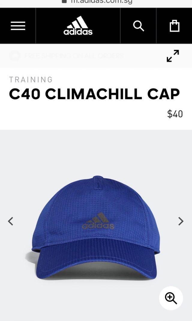 Adidas C40 CLIMACHILL CAP b3bf3e5b49f