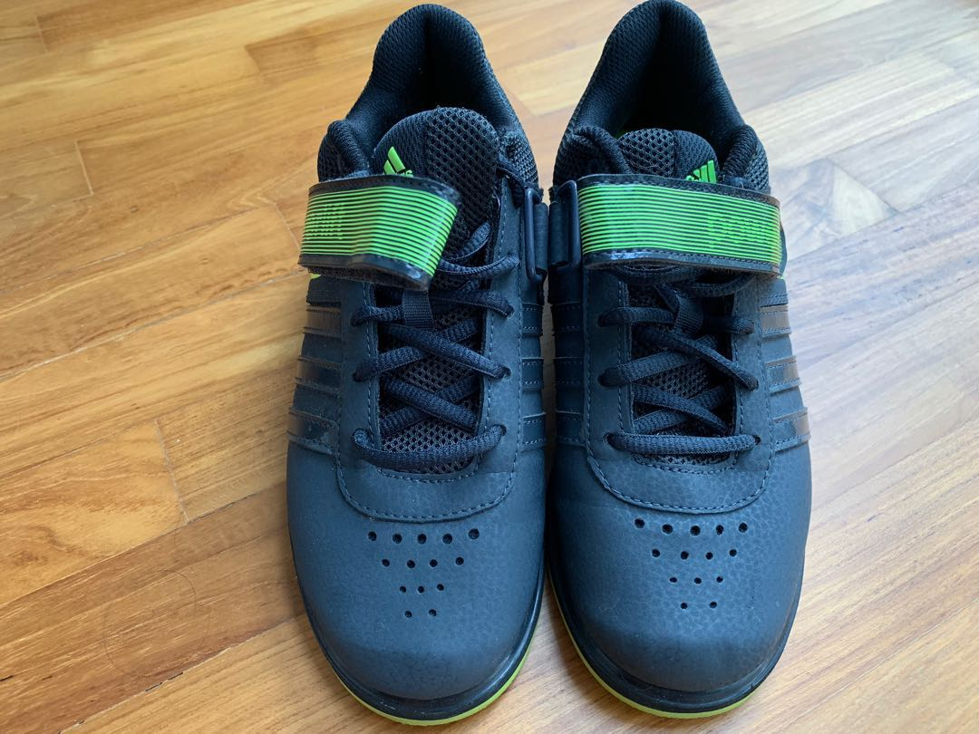 Adidas Powerlifting 2.0 Weightlifting Shoes 237602a71
