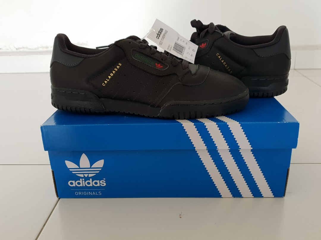 4d89a90aba2 Trade Adidas Yeezy Powerphase Size 8US