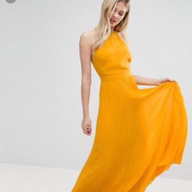 9585b937f31f ASOS pleated maxi - sold out on site!