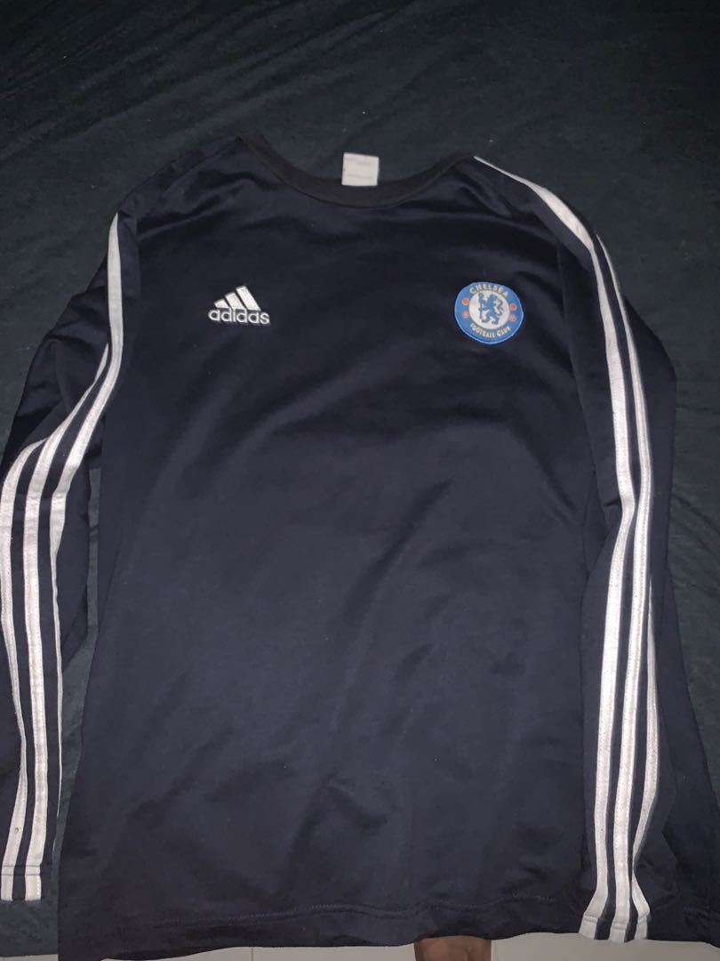 7e71481d308 authentic chelsea fc sweater size XL, Sports, Sports Apparel on ...