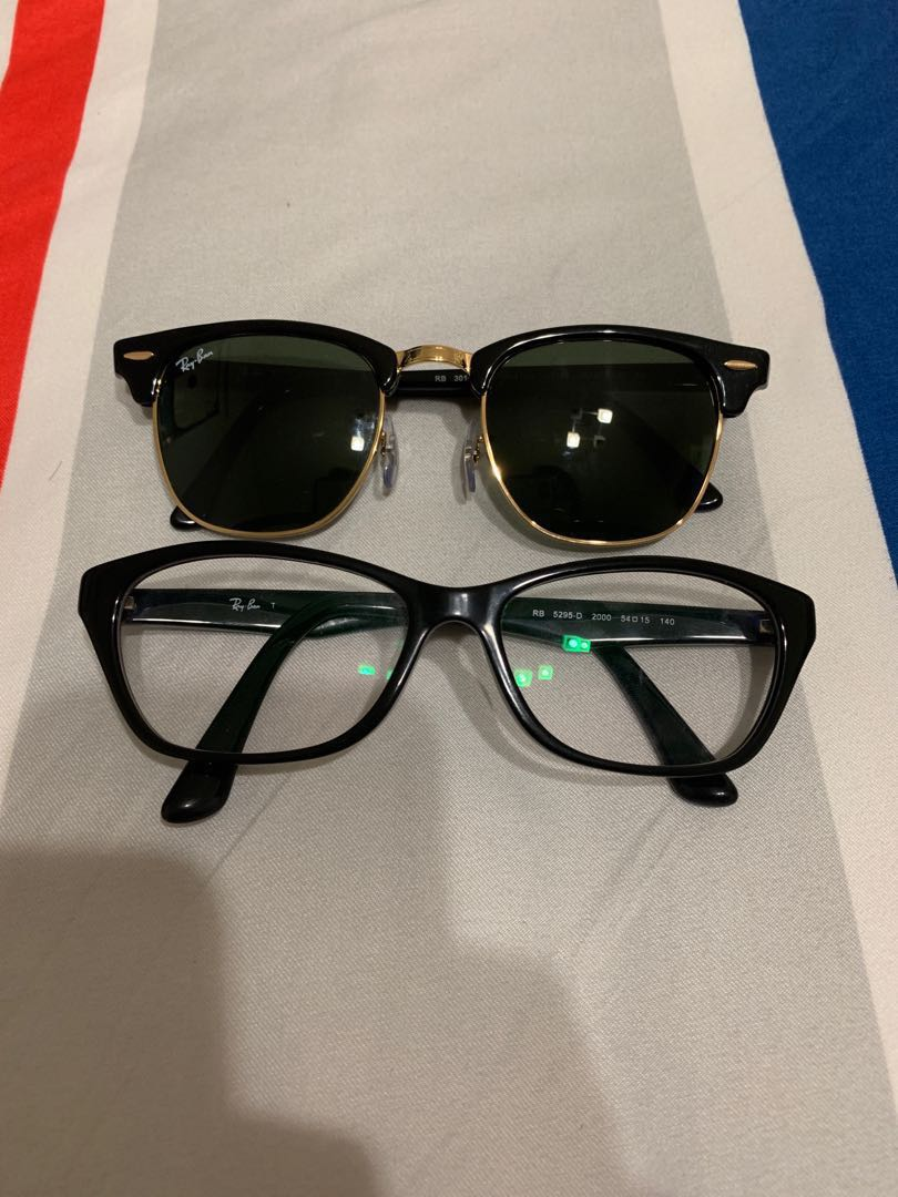 dec3b99d5b Authentic Rayban specs and shades