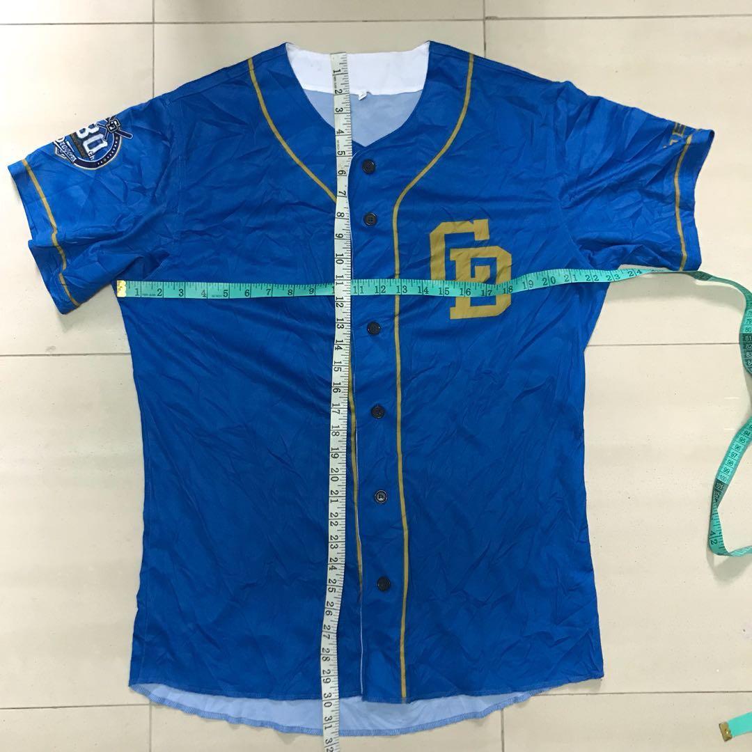 Baseball Jersey GDragons 40cd64115