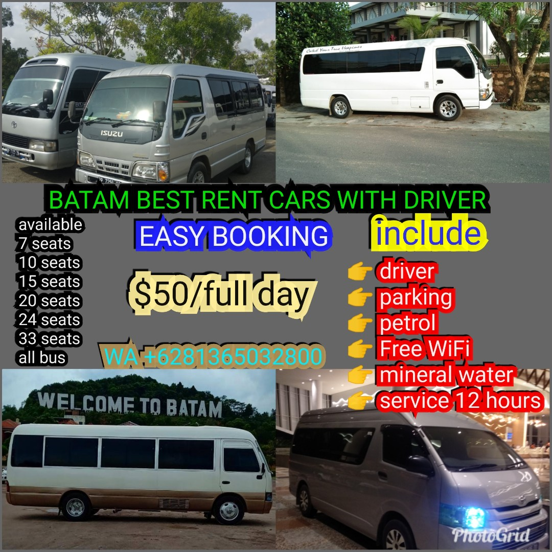 BATAM BEST TRANSPORT and PRIVATE  DRIVERhttps://api whatsapp com/send?phone=6281365032800&text=Hallo%20Mr yunas