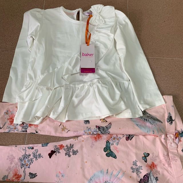 4a7e02aa12bc Brand new authentic Ted Baker girl set 4-5 years