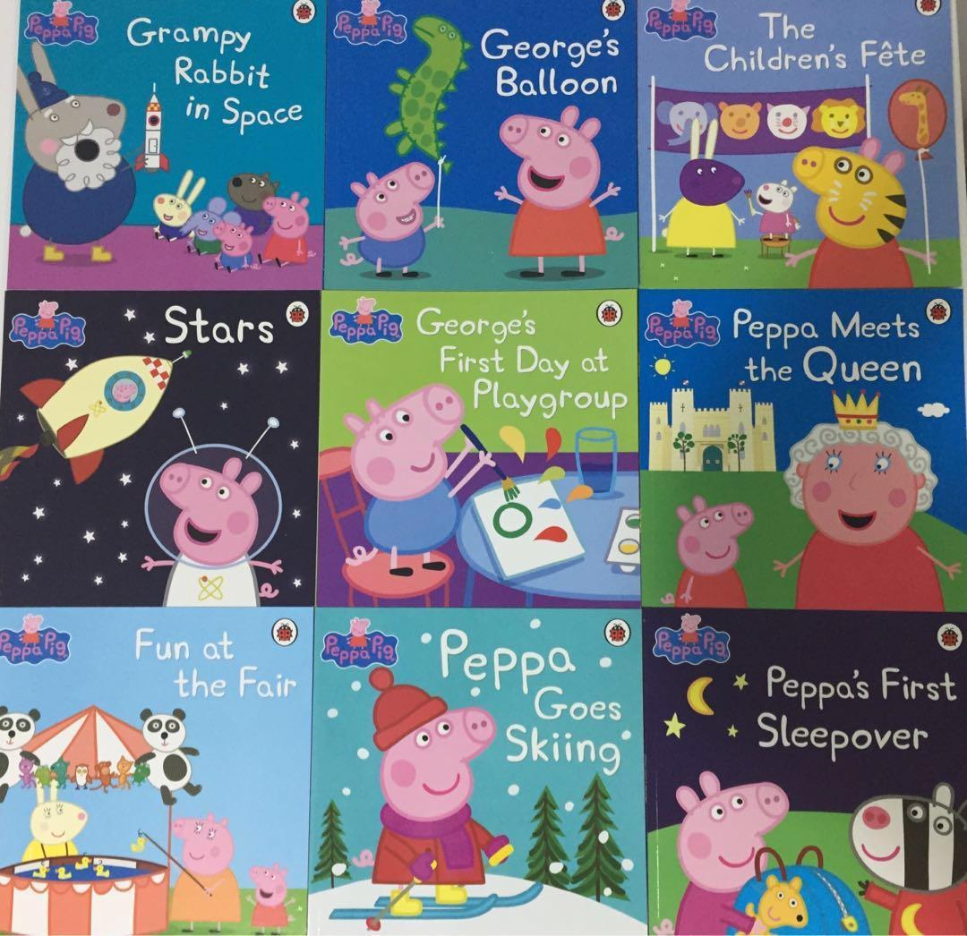 *Brand New* Peppa Pig Books