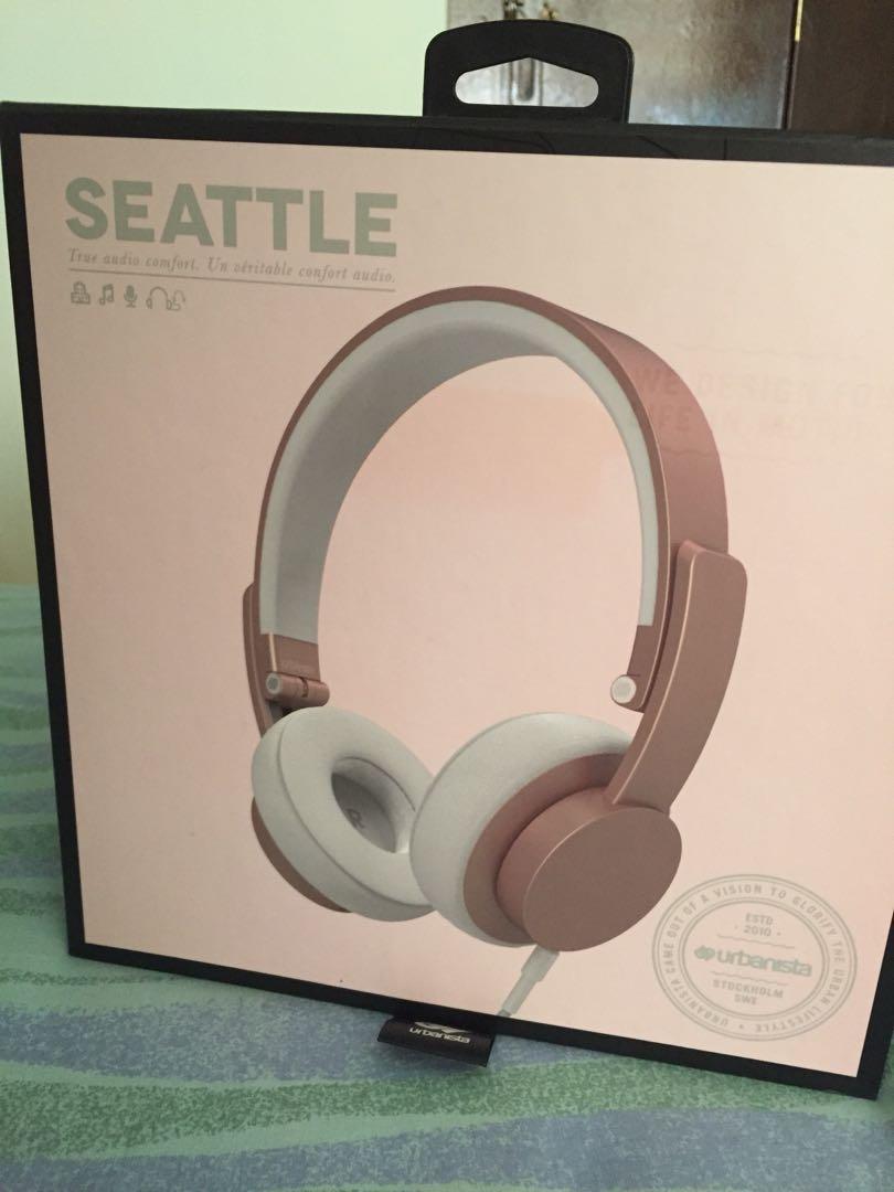 BRAND NEW Urbanista Headphones