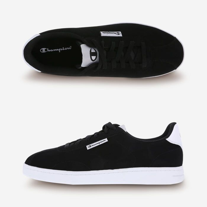 66c0d144abe4a Champion Rally Court Sneakers on Carousell
