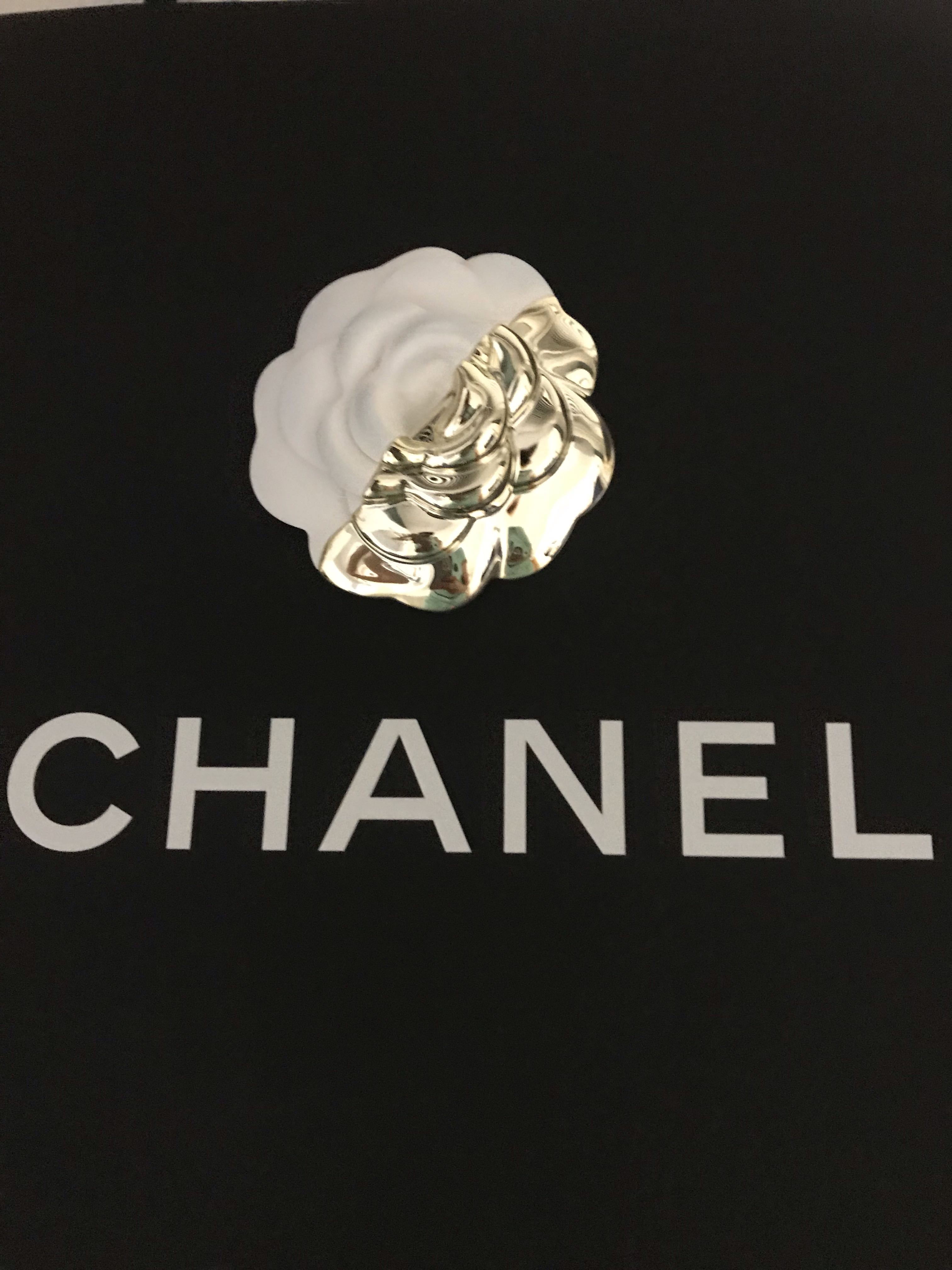 da67c401df34 Chanel paperbag, Luxury, Bags & Wallets, Others on Carousell