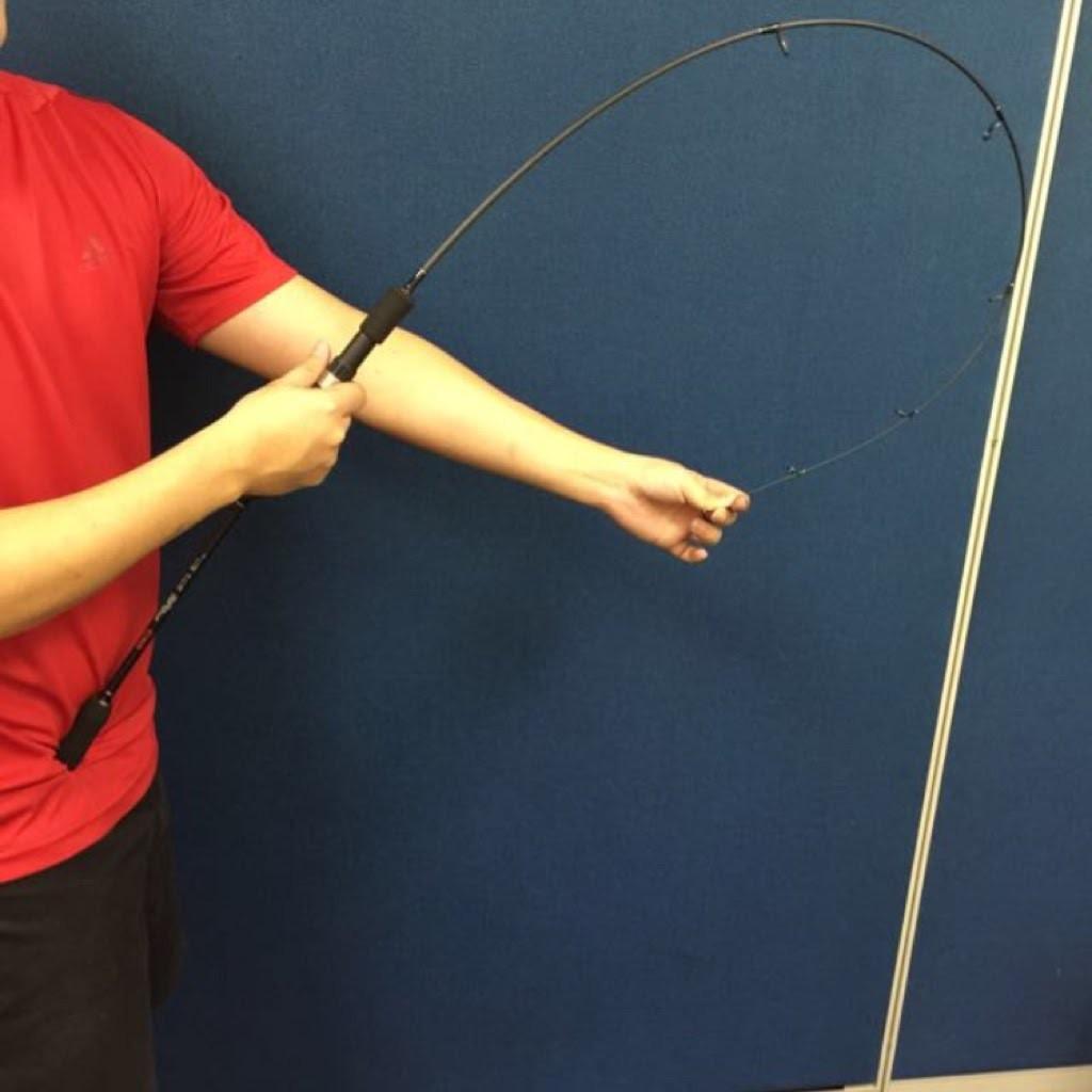 Cheap Fishing Gear! Ganko / Blackhole Rod, Sports, Sports