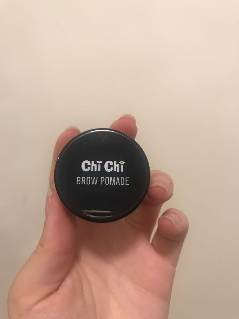 chi chi brow pomade black brown