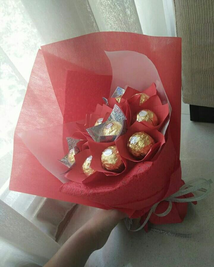 Chocolate Bouquets for Graduation / Gifts / Events