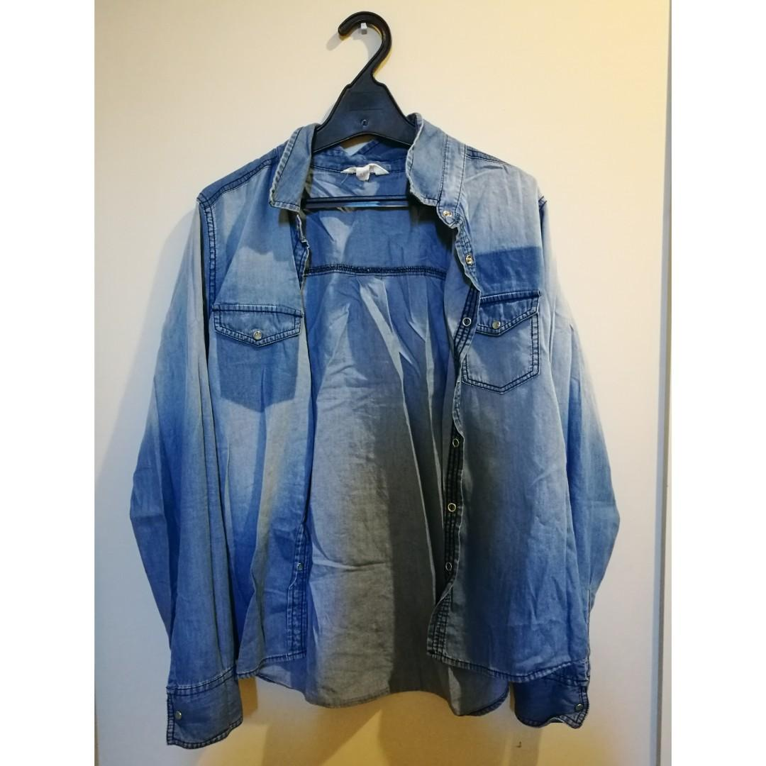 COTTON ON BUTTON UP SIZE M