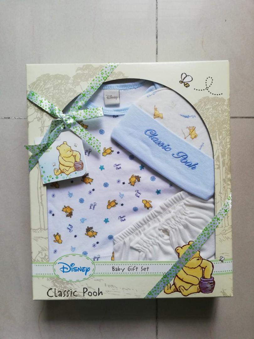 77f998941147 price reduced  Disney Classic Pooh 4pcs Gift Set