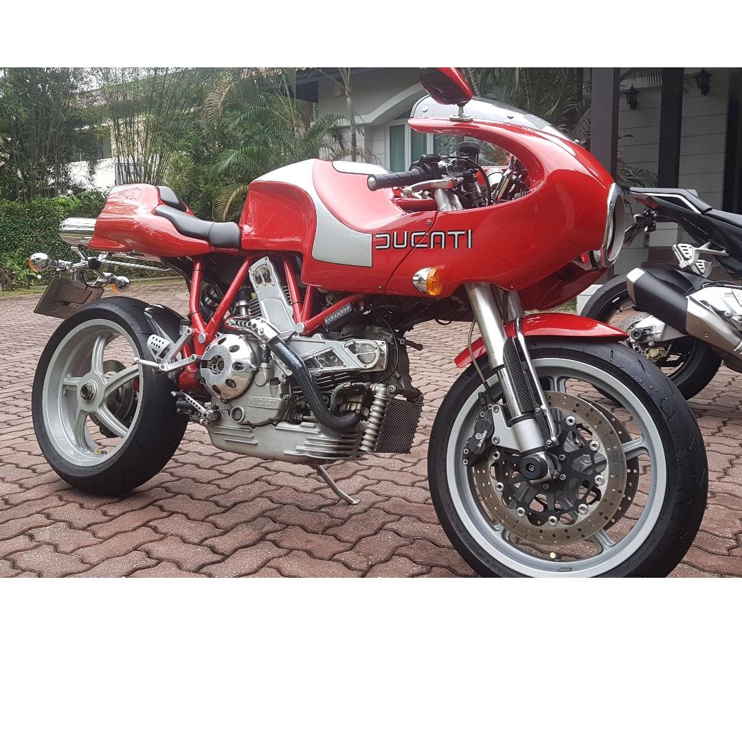 Ducati MH900e, Motorbikes, Motorbikes for Sale, Class 2 on