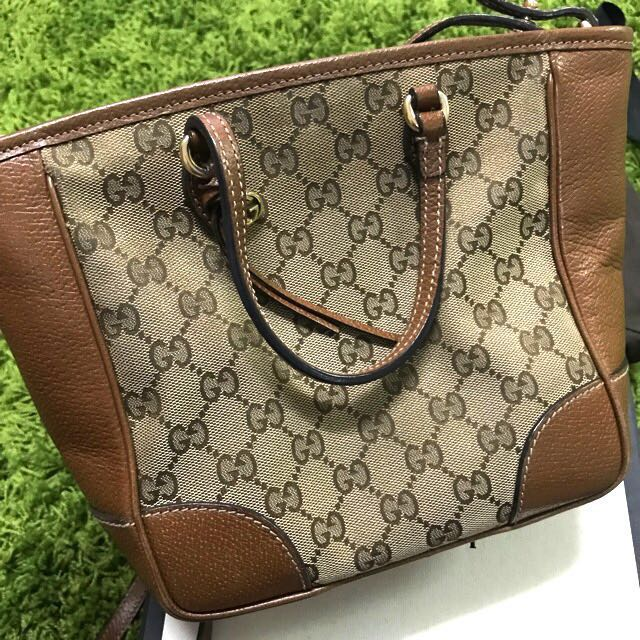 f7ca4623247e Gucci Bree Guccissima tote bag, Luxury, Bags & Wallets on Carousell
