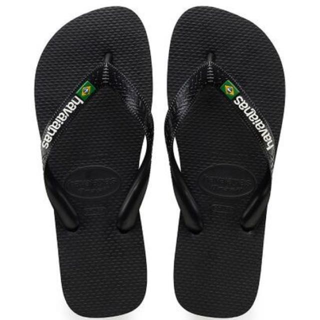 28d057d38a979 Havaianas Brasil Logo Unisex Slippers 12.12 Sale! - Buy any 2 pairs ...