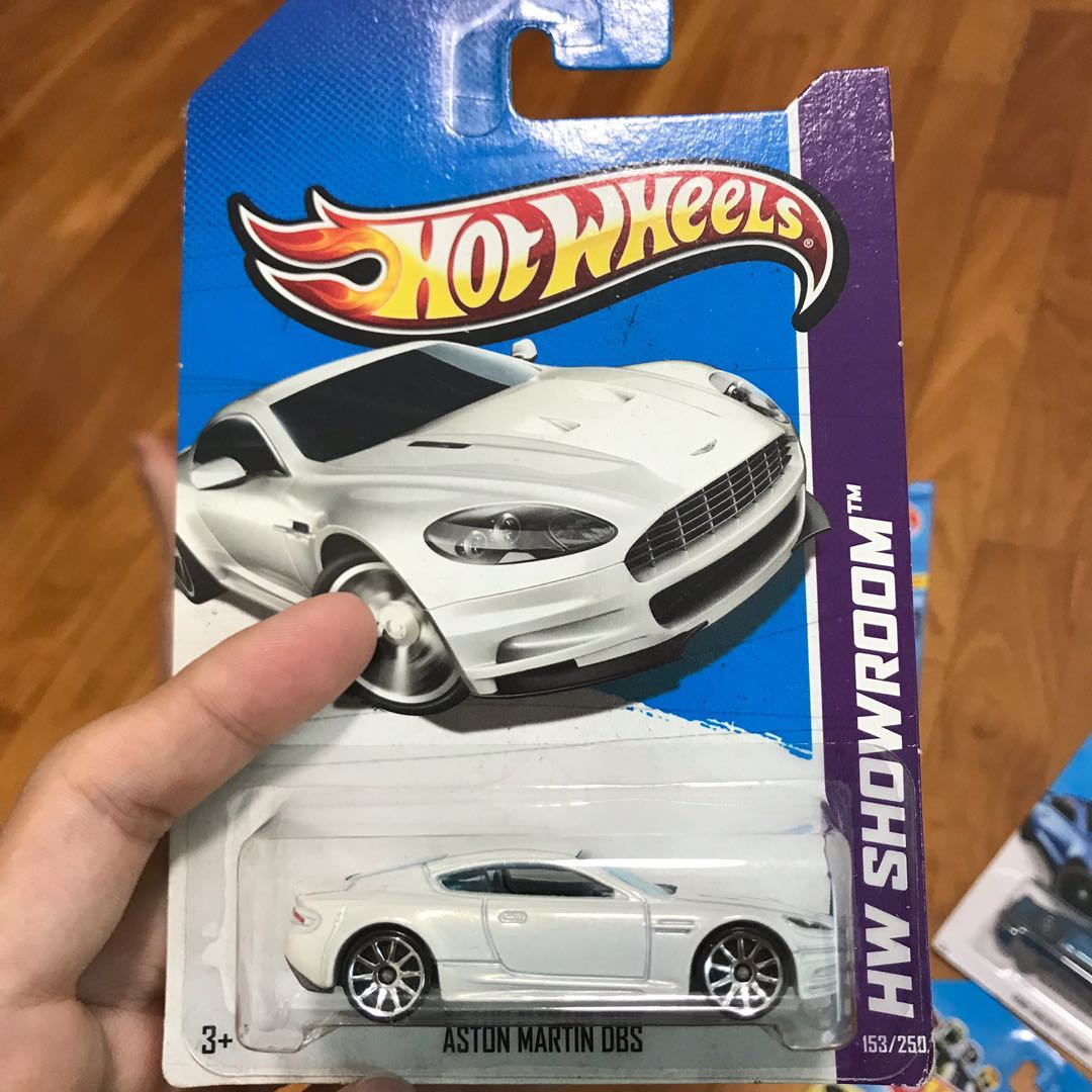 Hot Wheels Aston Martin Dbs Toys Games Others On Carousell