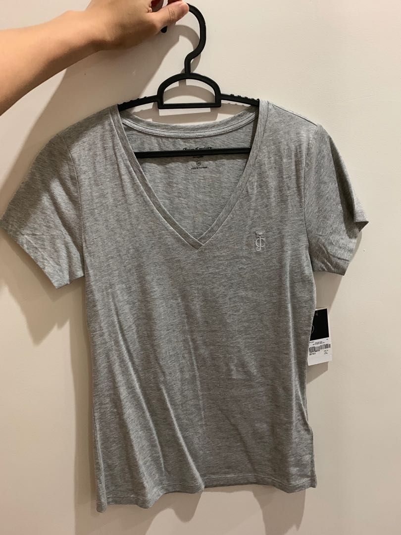 3a1c456cc Juicy Couture Women T-shirt, Women's Fashion, Clothes, Tops on Carousell