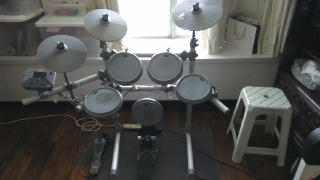 kat kt1 electronic drum set