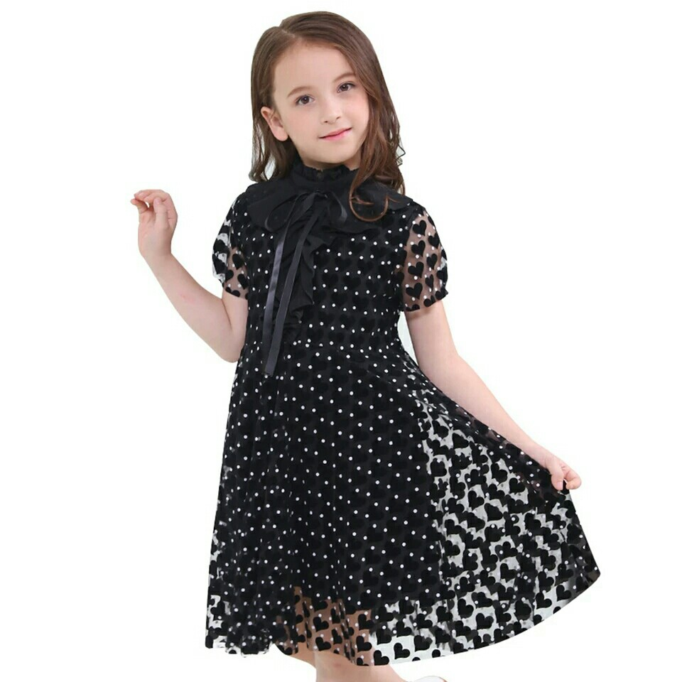 a6b46561d81a9 Kids Dress for Girls Summer Girls Dresses 2018 Teenage Girl Clothing Solid  Kids Casual Dresses 6 8 10 11 12 13 14 16 years