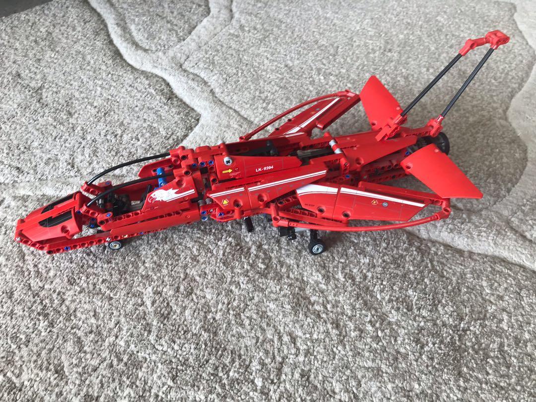 Lego Technic 9394 Toys Games Bricks Figurines On Carousell