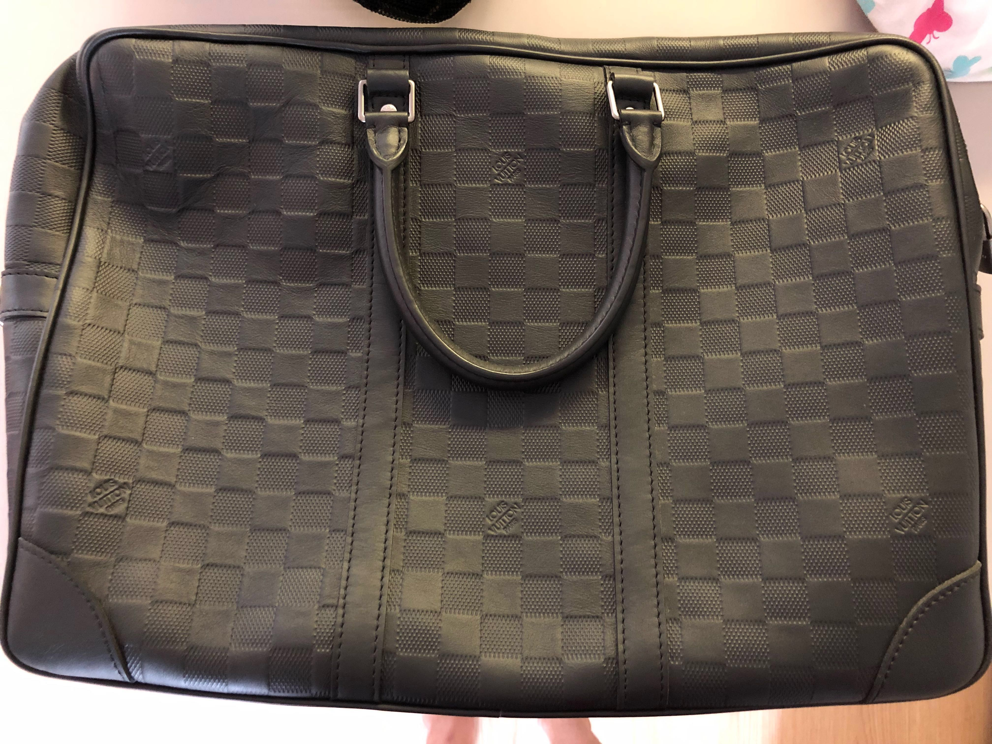 0167d8d86204 Louis Vuitton Sling Business Bag