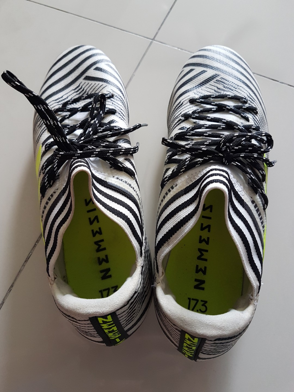 8eebc87a92f0 Nemeziz football boots (field), Sports, Sports & Games Equipment on ...