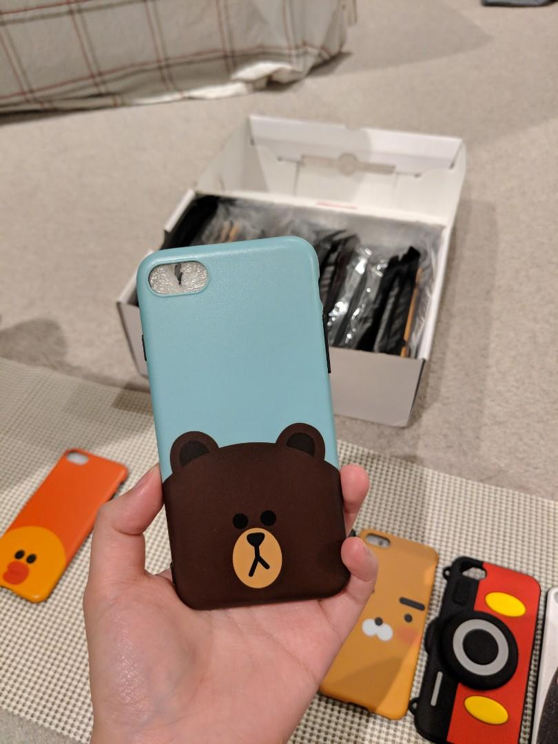 (New) iphone 7/8 or plus phone case
