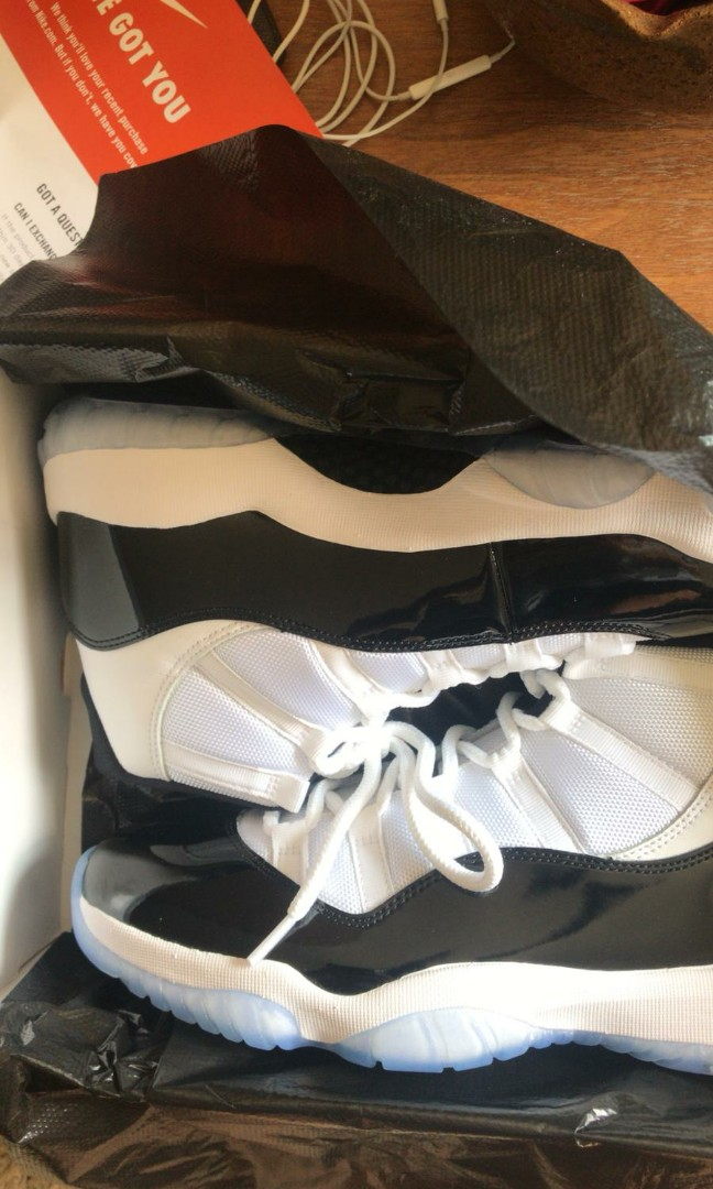 best website 75564 55b5a Nike Air Jordan 11 Concord