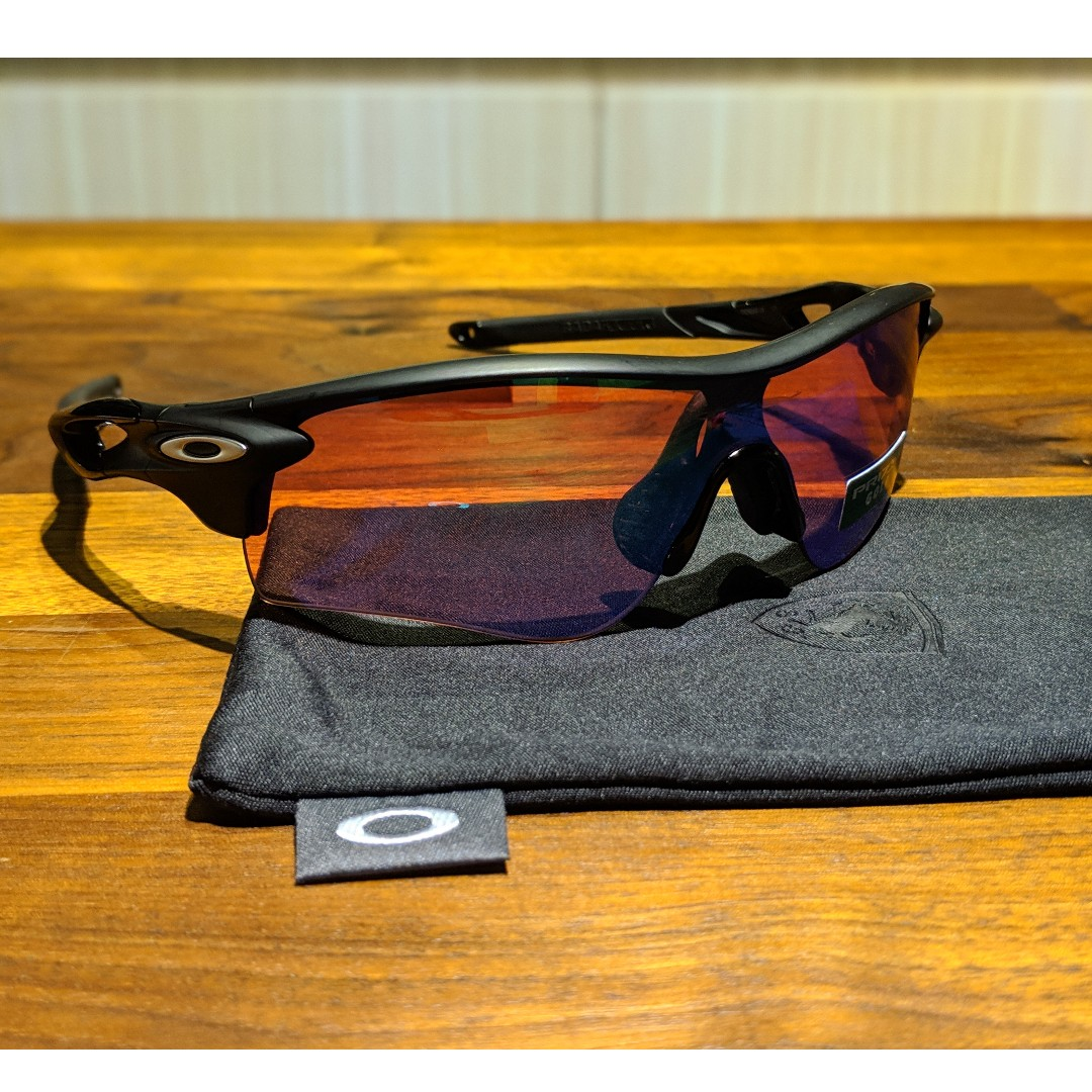 c096686de68 Oakley RADARLOCK Path (Asia Fit) • Matte Black Frame • Prizm Golf ...