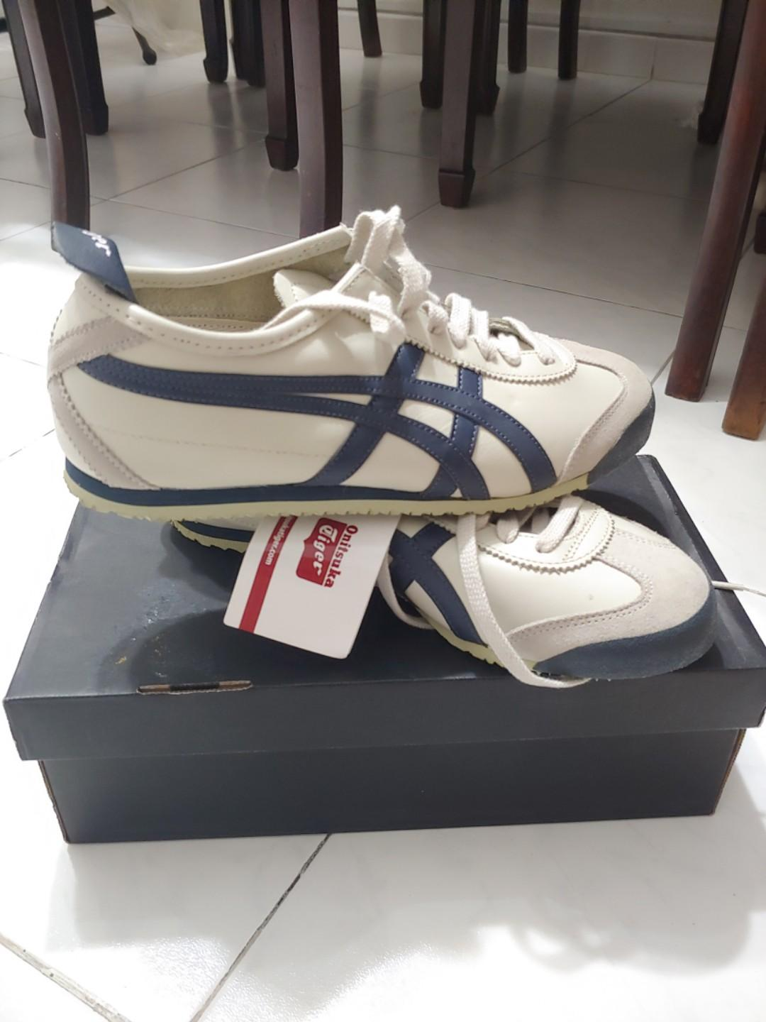 new concept 9e8e7 bc156 Onitsuka Tiger Mexico 66 (Birch/India Ink/Latte), Men's ...