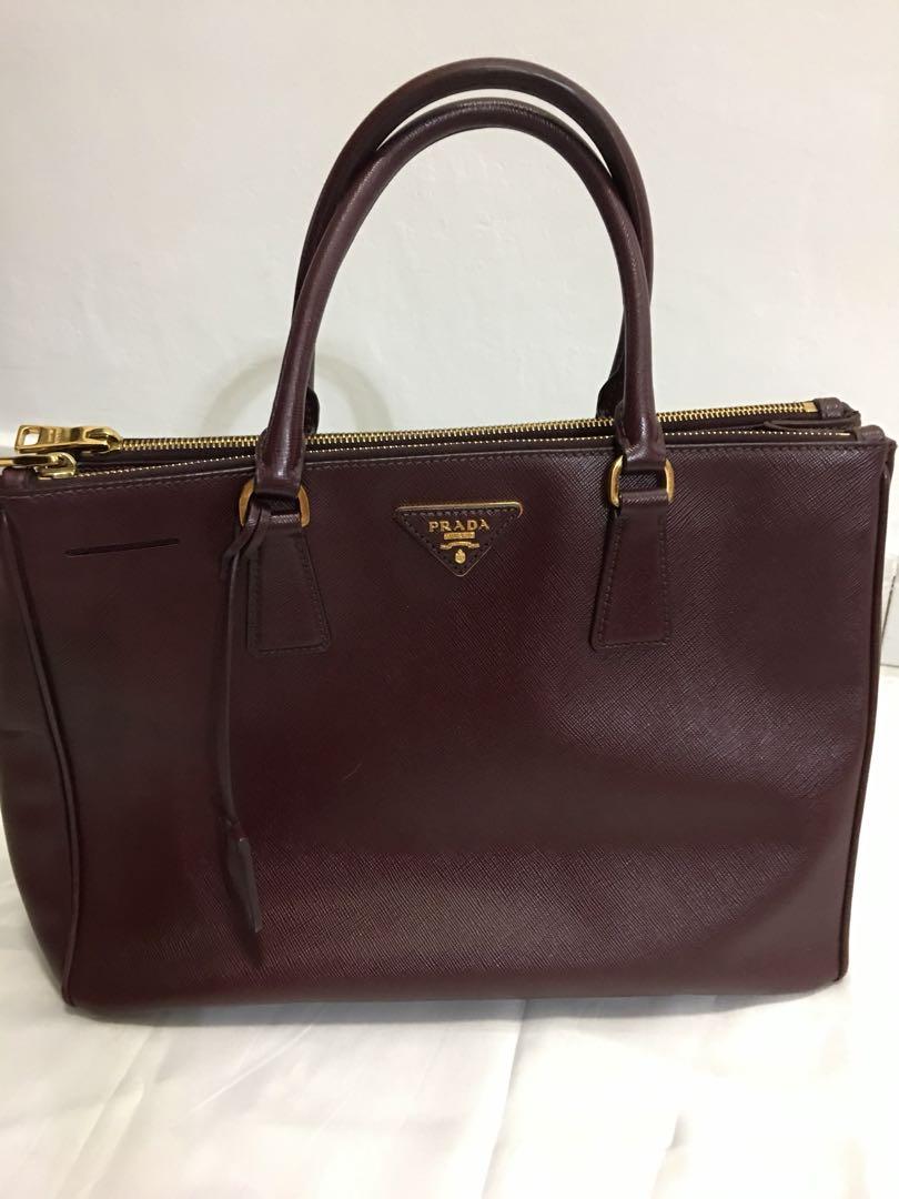 Original Prada Galleria Handbag  aaf24b4d6a4d9
