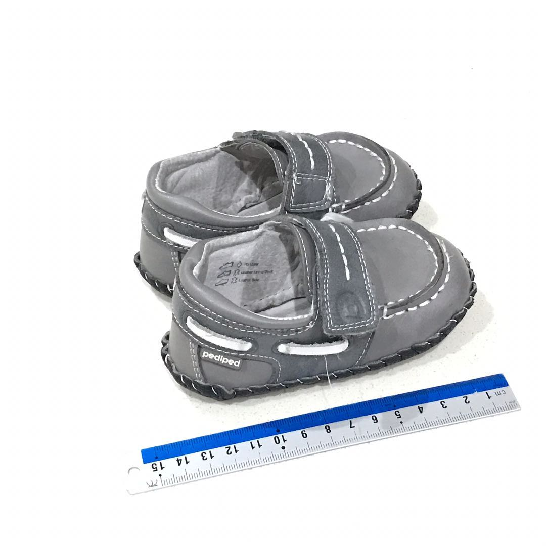 6c46960c9a8 Pediped Soft Leather Shoes for Boy