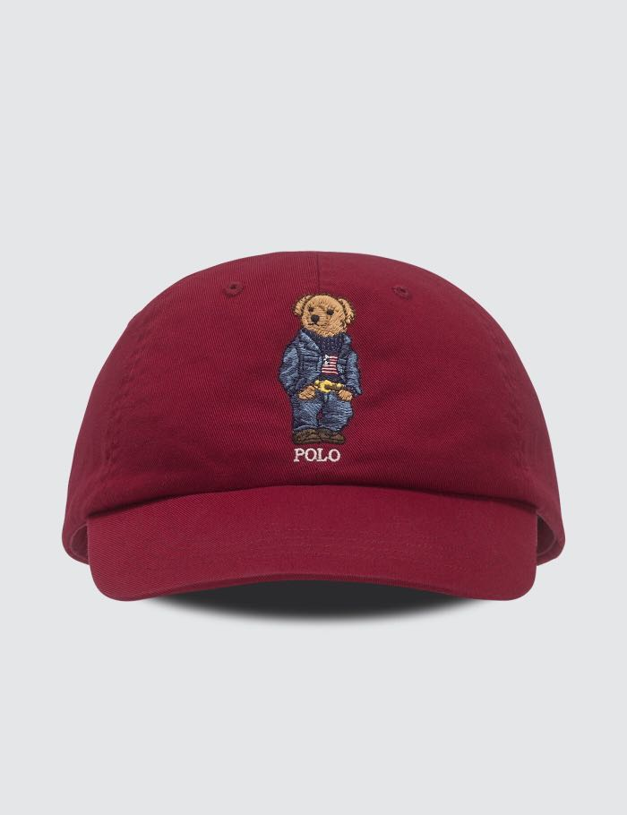 0fab1027 Polo Ralph Lauren Cap with Polo Bear, Men's Fashion, Accessories, Caps &  Hats on Carousell