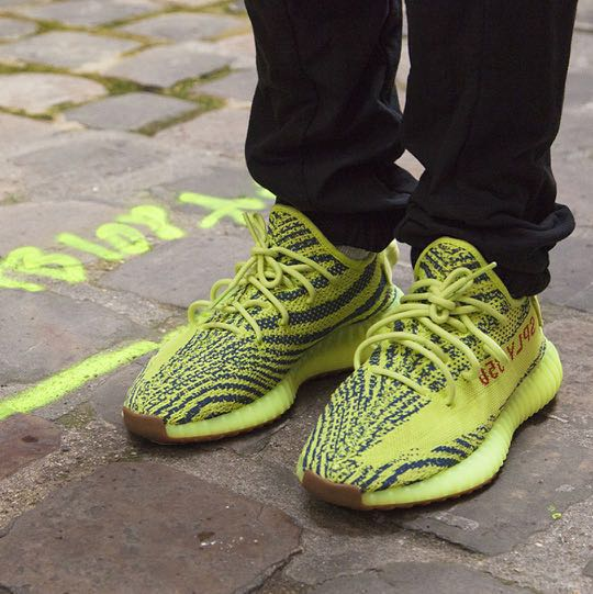 3597b687a9792 Preorder for Yeezy Boost 350 v2 Semi Frozen Yellow