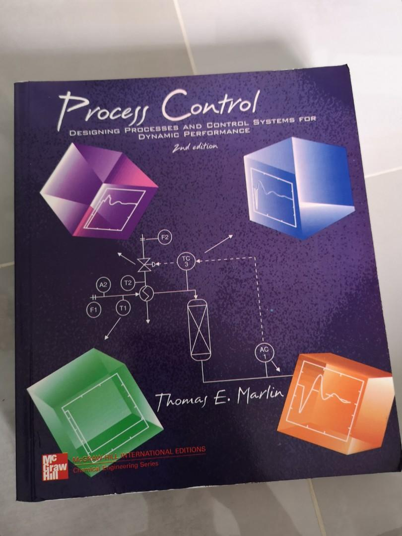 Process Control Designing Processes And Control Systems For Dynamic Performance 2nd Edition Books Stationery Textbooks Tertiary On Carousell