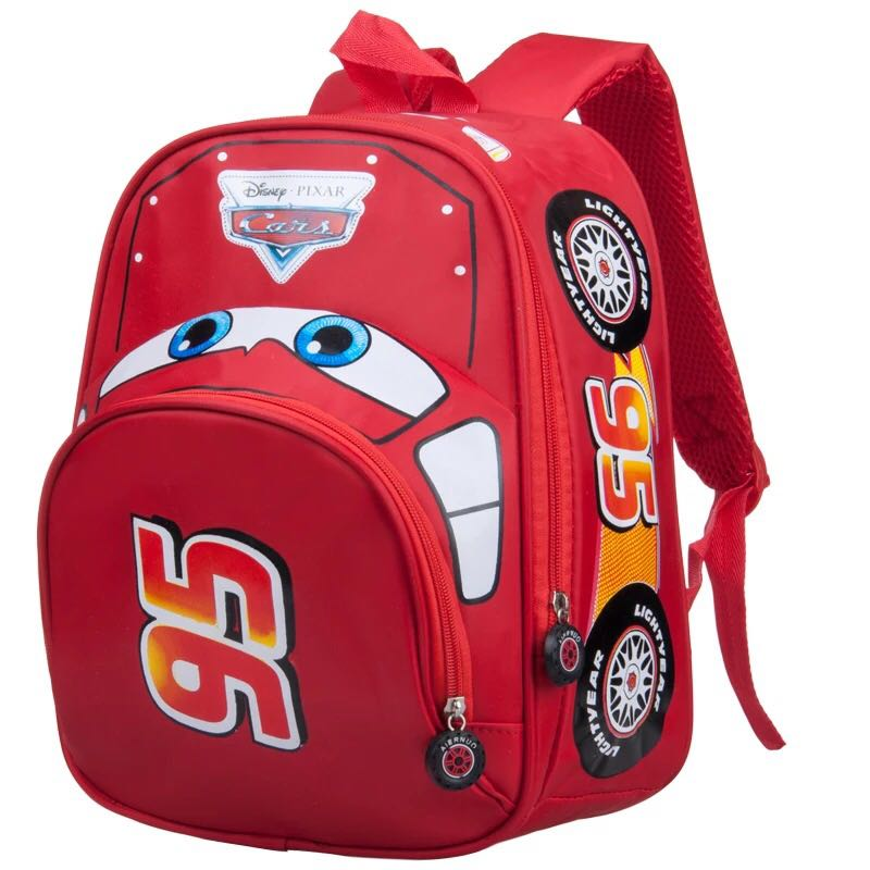 Lightening Mcqueen Backpack Kids' Clothing, Shoes & Accs Backpacks & Bags