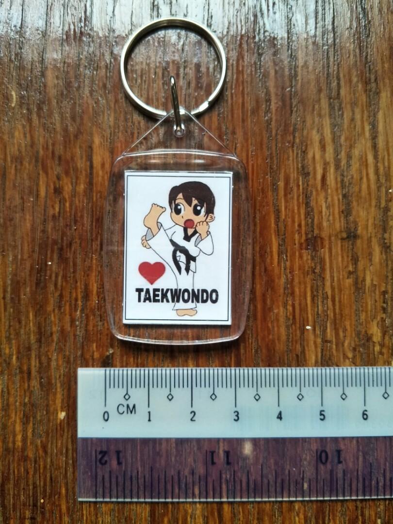 SALE Taekwondo Keychains