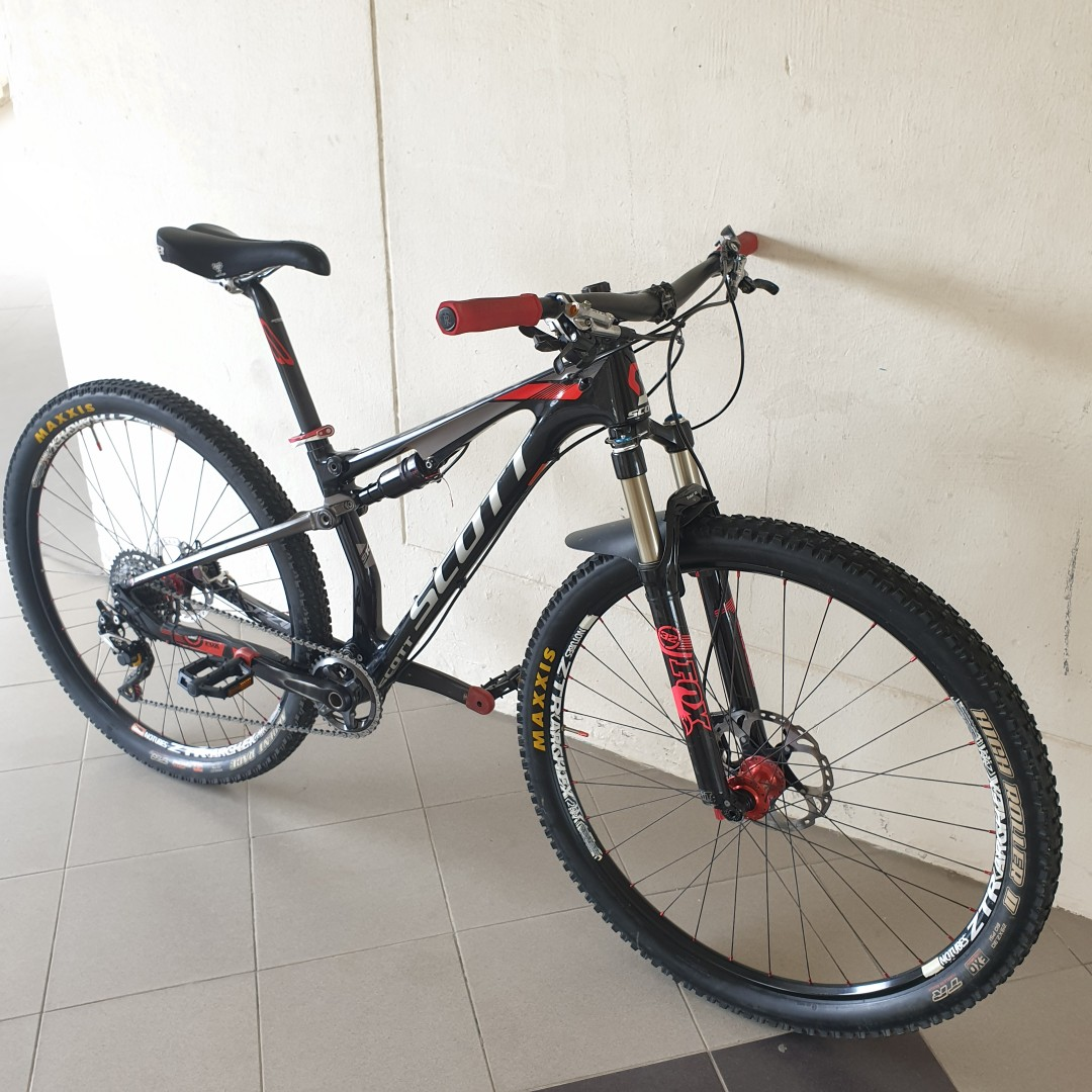 08c7e662cba Scott Spark910 (Full XTR /carbon frame), Bicycles & PMDs, Bicycles ...