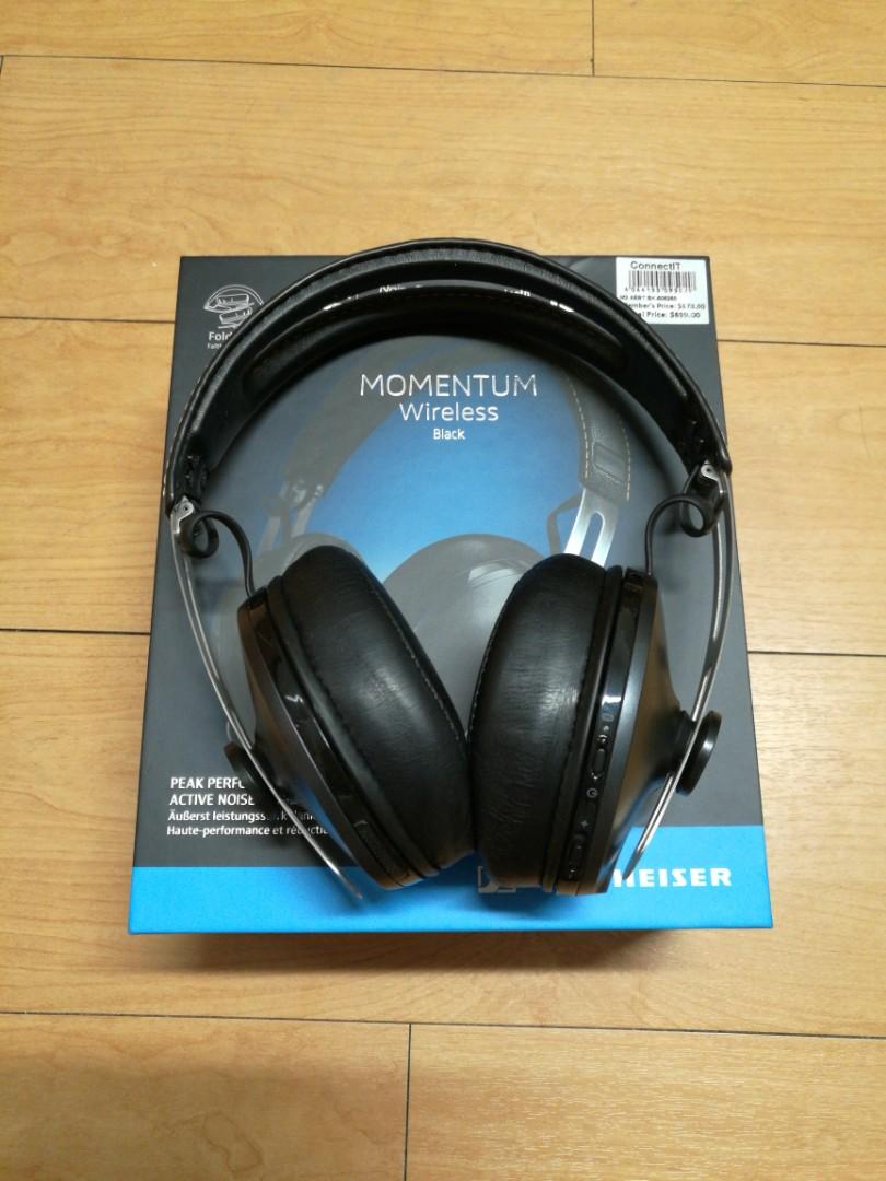 66bd0a0d975 Sennheiser MOMENTUM Wireless M2 AEBT Around-ear Headphone ...