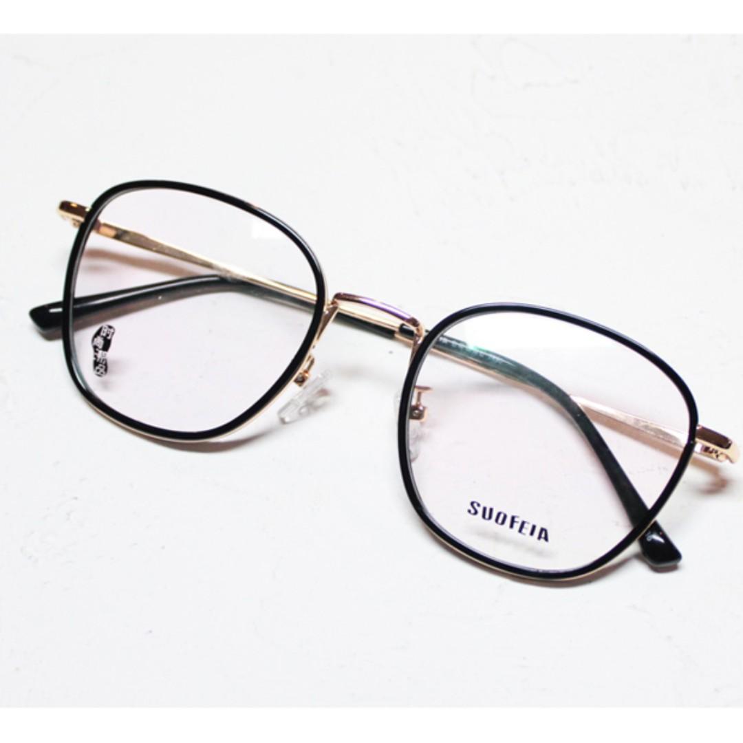 ad8051d166f TR90 Retro Korean Spectacles Frame   Eyewear