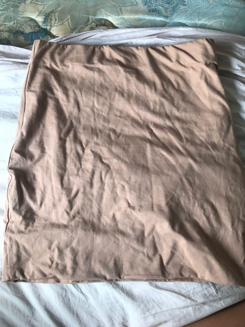 Universal Store: Luck and Trouble Nude Skirt