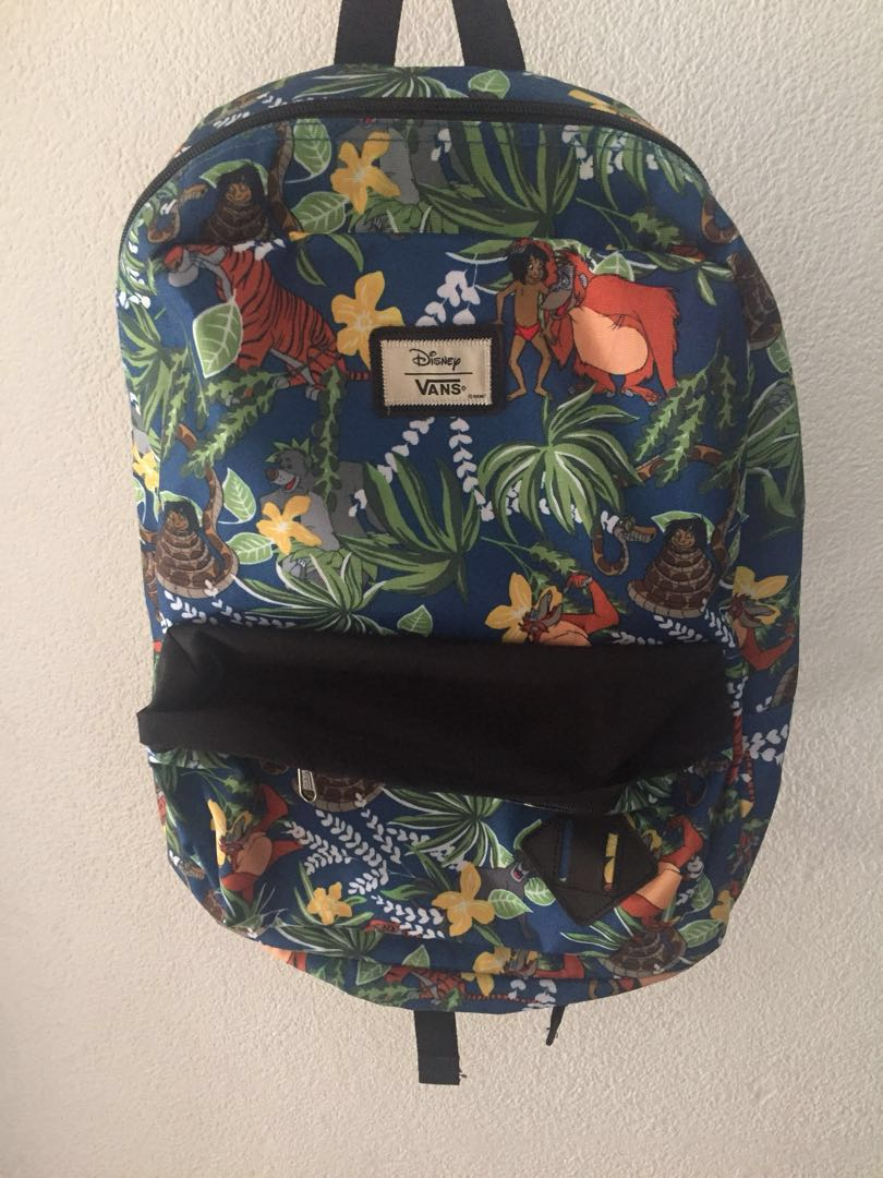 0c5ce73997 Vans x Disney Old Skool II The Jungle Book backpack