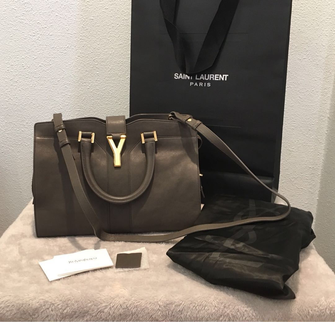 3d922925568b YSL Cabas Chyc Small - RESERVED